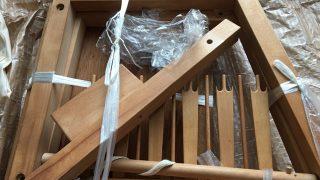 綾竹台で組む帯締